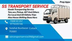 Transporting service and  also need vehicles