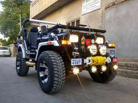 Full Modified Jeep for sale in all India