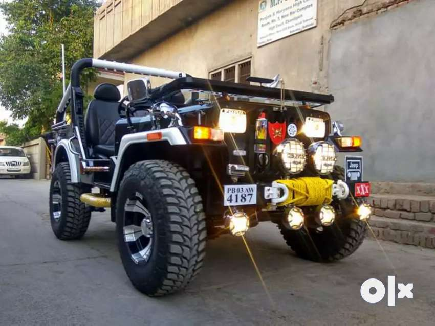 Full Modified Jeep for sale in all India 0