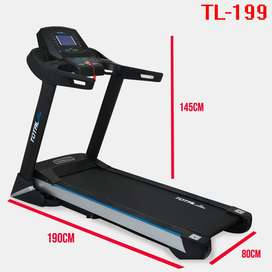 alat olahraga treadmill elektrik 3 hp tl 199 COD Cilacap
