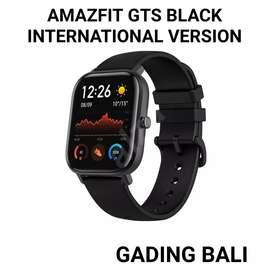 Amazfit GTS Black Smartwatch Versi International