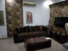 1bed room furnished apartment4rent heights3bahria town rwp