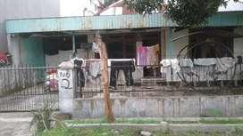 Tanah & bangunan yg berlokasi Jl.Selam V No.2 Mandala by pass,Medan.