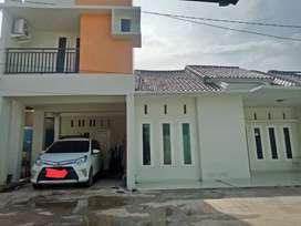 Dijual rumah komplek