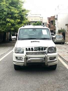 Mahindra Scorpio VLX 2WD BS-IV, 2014, Diesel