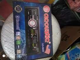 Tape usb radio bluetooth siap pasang ( Megah top )