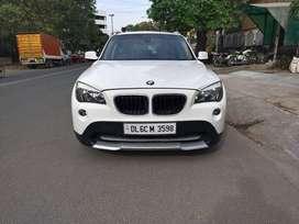 BMW X1 2010-2012 sDrive 20d Exclusive, 2012, Diesel
