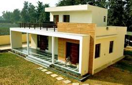 A home as  farm house is a new trend luxury