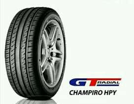 Ban mobil murah baru, ukuran 255/45-20 gt radial champiro hpy