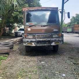 Di jual borong truck mitshubishi kondisi unit jalan