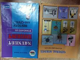 7th standard Maharashtra board English medium textbooks and digests