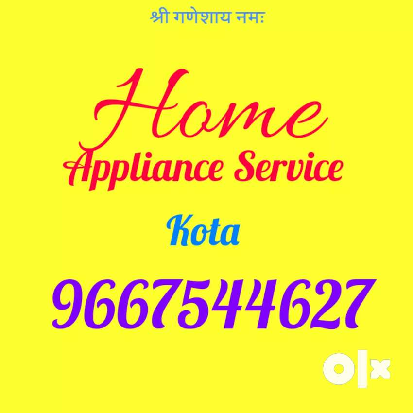 Home appliances service 0