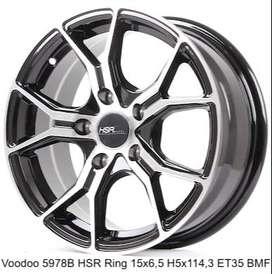 VOODOO 5978B HSR R15X65 H5X114,3 ET35 BMF
