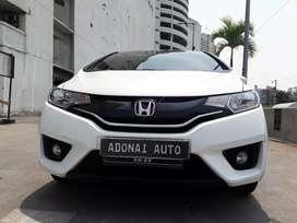 Honda Jazz S 2015 putih murah istimewa