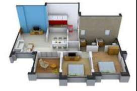 2bhk for sale at mahalunge