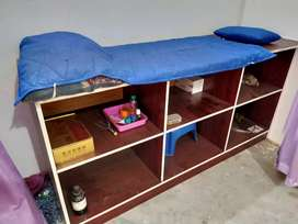 Massage and treatment Table with six selfs