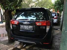 Toyota Kijang Innova/ Inova Tipe V AT/ Automatic Tahun 2016 Hitam,2017