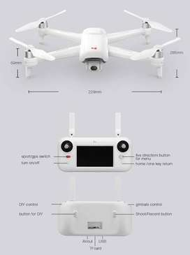 FiMi A3 Drone With Display Unit