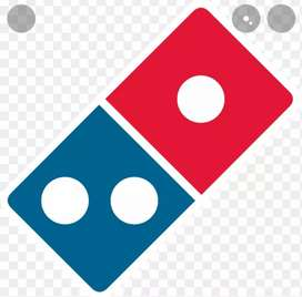 Delivery boys needed at dominos