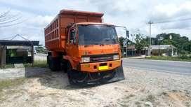 Jual Mitsubishi Dump Truck oren 2010