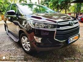 Toyota Innova Crysta 2018 Diesel 18500 Km Driven