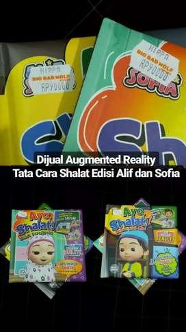 Buku Ajaib Augmented Reality Alif dan Sofia MURAH BANGET!