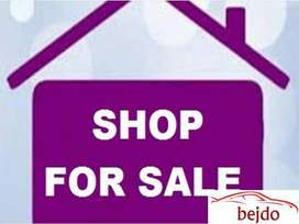 9 year Pre leased Shop with Lifts on Airport Ring road at just 27 lakh