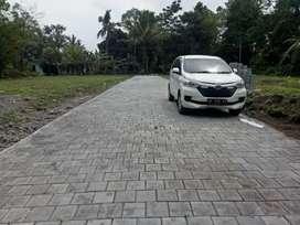 Timur Jalan Kaliurang, Kapling Akses Mudah Nyaman Huni: Cicil 12X