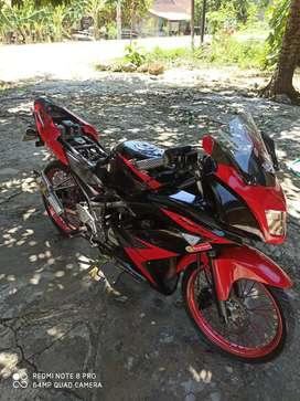 NINJA RR 150 2015, BARANG RAWATAN