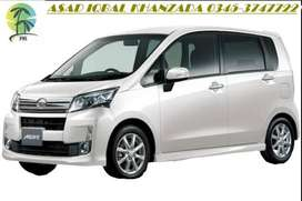Get Daihatsu Move 2017 on installment