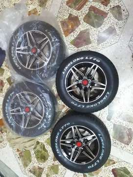 "12"" tyre rim or tyre hiroof"