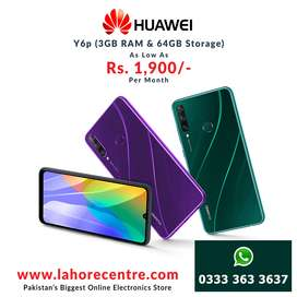 Huawei Y6p Best Offer for Lahore