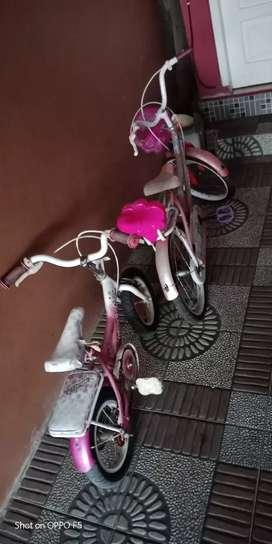 Dijual 2 sepeda 600 rb