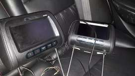 Headrest monitor 7in