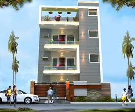 FLAT FOR SALE 3BHK