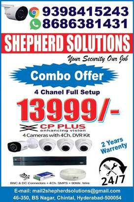 FESTIVE OFFER Cctv sales srevice and instalations