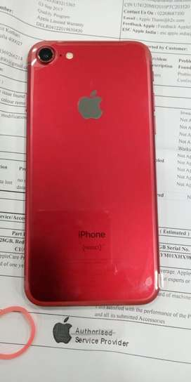 iPhone 7 128GB New company replace with warranty