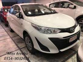 Toyota  yaris 2020 available on installments