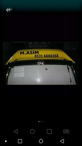 Bolan 2012 yellow cab for sale good codition.8/10.