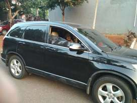 Honda CRV 2007 Hitam n mulus