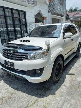 Fortuner TRD 2013 diesel AB asli 1 tangan simpanan di Jogja