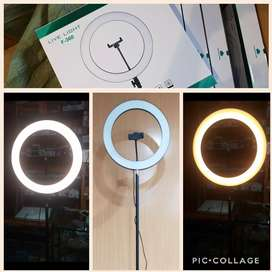 New 26cm 36cm Large Tiktok Ring Light with Stand and Mobile Holder