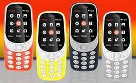 Nokia 331O High Copy New Model Box Pack پورے پاکستان میں  ہوم ڈلیور