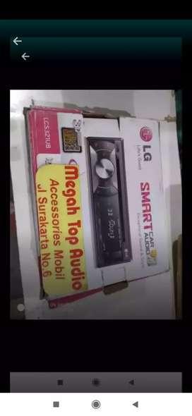 Tape singledisc LG + suara hall