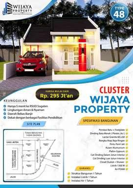 Cluster Wijaya Property