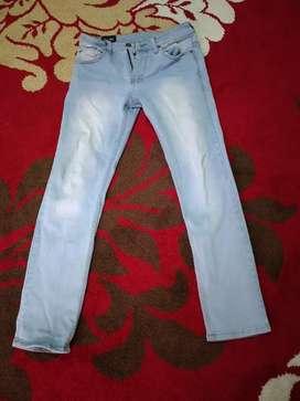 Dijual celana TONY JACK ukuran 29, keadaan mulus