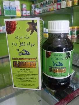 Madu Jintan Hitam HabbatusSauda AL BAROKAH honey black seeds