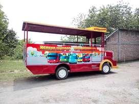 mainan eskavator edukasi anak EK kereta mini wisata odong waterboom