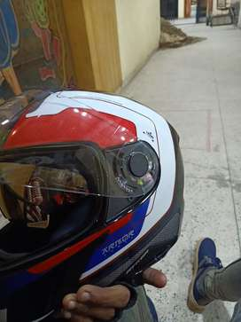 Helmet new one days old