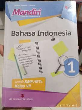 Buku SMP kelas 7. Bahasa Indonesia